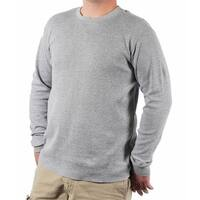PJ Mark Men's Thermal Crew Neck Shirt