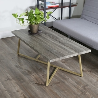 Carson Carrington Ystadium Rectangle Coffee Table