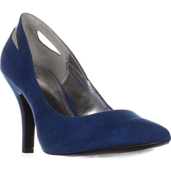 SC35 Zabrina Pointed-Toe Heesl, Chelse Blue - 10 us