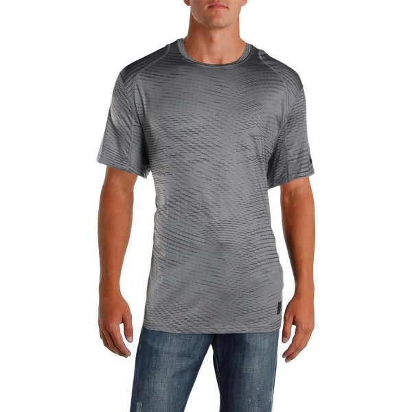 5d88354c Shop Nike Mens Fitted Shirt Dri-Fit Fitted - XXL - Free Shipping On Orders  Over $45 - Overstock - 26385723