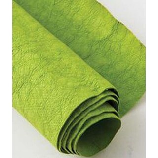 "Greenery - Kraft-Tex Kraft Paper Fabric 18.5""X28.5"""
