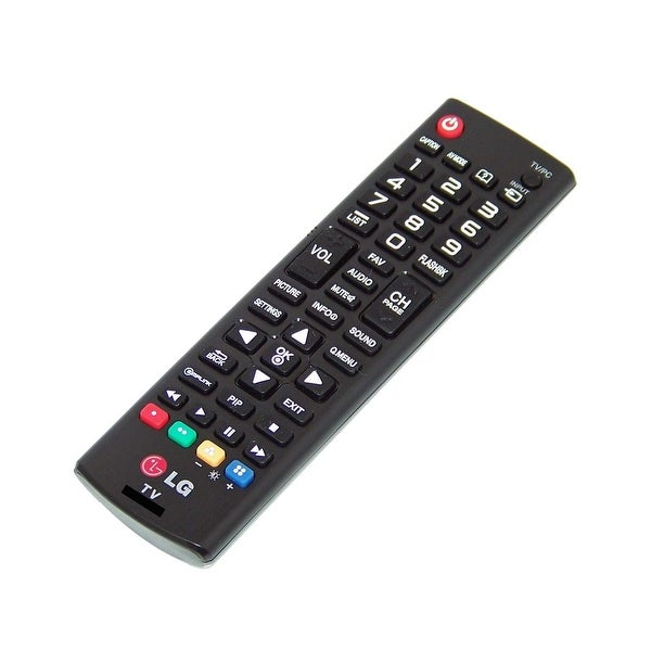 OEM LG Remote Control Originally Shipped With: 26LN4500-UA, 28LN4500, 29LN4510
