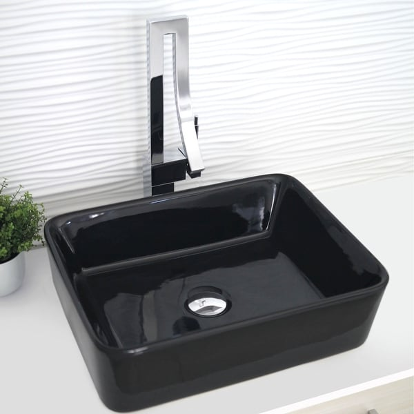 Modern Single Handle Bathroom Faucet
