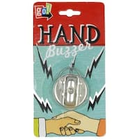 Hand Buzzer Gag Toy, More Humor by Go Games