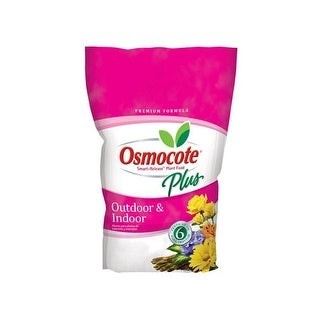 Osmocote 274850 Plus Indoor Outdoor Smart Release Plant Food, 8 Lbs