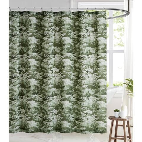 Brooklyn Loom Sahara Shower Curtain