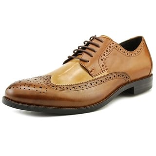 Stacy Adams Garrison Wingtip Toe Leather Oxford|https://ak1.ostkcdn.com/images/products/is/images/direct/4257abbc206f7f8bc06da6be0417af37875f309d/Stacy-Adams-Garrison-Wingtip-Toe-Leather-Oxford.jpg?impolicy=medium
