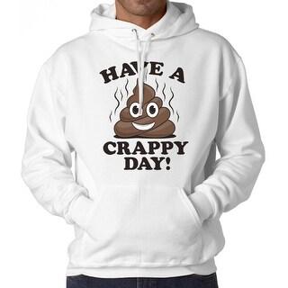 Humor Crappy Day Men's Hoodie