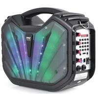 Pyle PWMA285BT Bluetooth Portable Karaoke Speaker