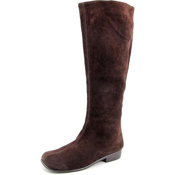 Aerosoles Duble Time Women Dark Brown Boots