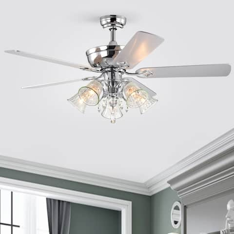 Altair 52-inch 5-light Chandelier Ceiling Fan with Remote Control