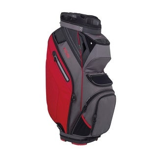 New Ping 2018 Pioneer Golf Cart Bag (Graphite / Red) - graphite / red