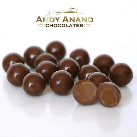Andy Anand Chocolate Bacon Toffee Gift Boxed (1 lbs)