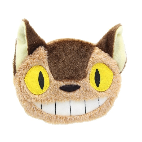 "Totoro Cat Bus 5"" Plush Coin Purse - Multi"
