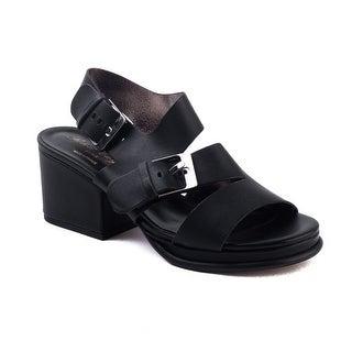 7f77f6bf42e Shop Sergio Rossi Women s Boavista Multicolored Leather Sandals ...