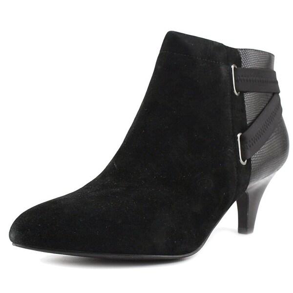 Alfani Vandela2 Women Black Boots