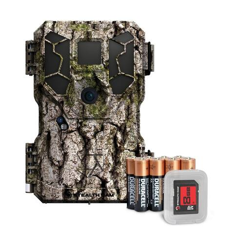 Stealth Cam PX18FXCMO 14MP FX Camo / Video 15sec / 18IR Emitters - Camouflage