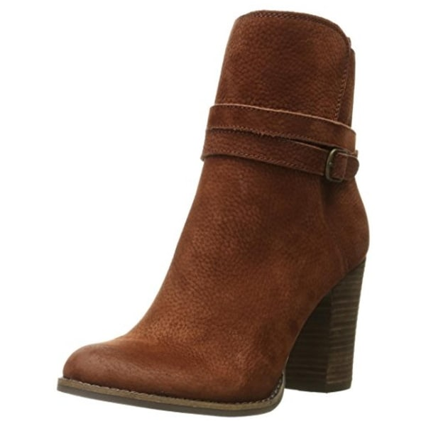 Lucky Brand Womens Latonya Ankle Boots