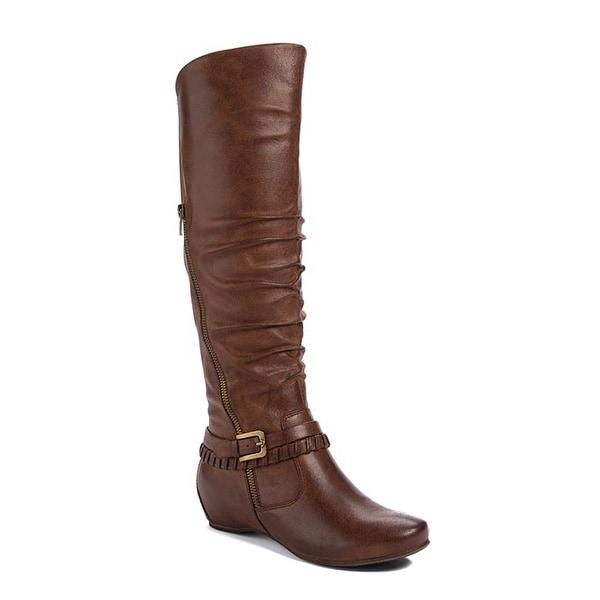 Baretraps Shania2 Women's Boots Brush Brown