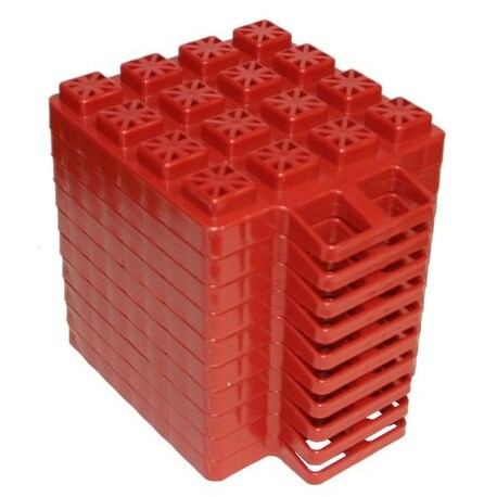 Valterra A10-0918 Stacker, (Pack of 10) - Red