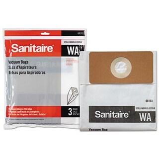EUR WA Premium Allergen Vacuum Bags, White