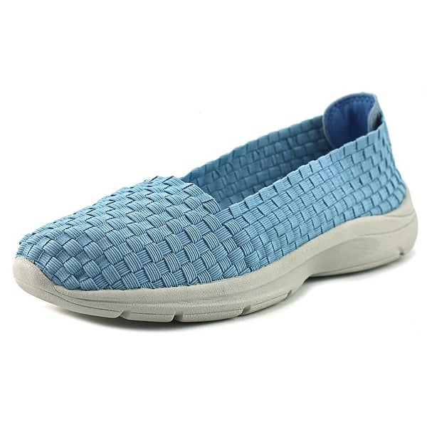 Easy Spirit e360 Quillar Women Blue Sneakers Shoes