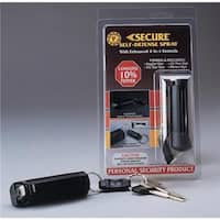 Personal Safety Corp. S/Defense Spray Key Ring SSTG4 Unit: EACH
