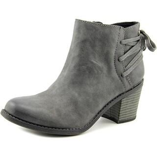 Roxy Ramona Round Toe Synthetic Ankle Boot