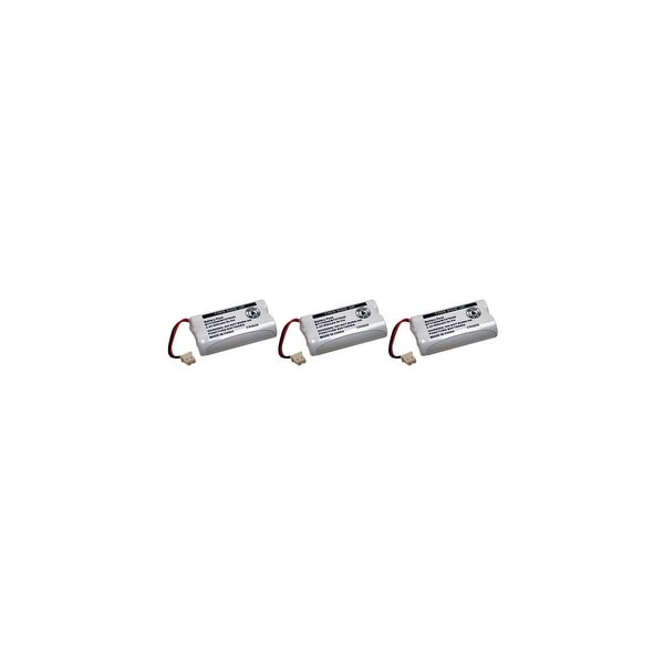New Replacement Battery For VTECH CS6129 Cordless Phone ( 3 Pack )