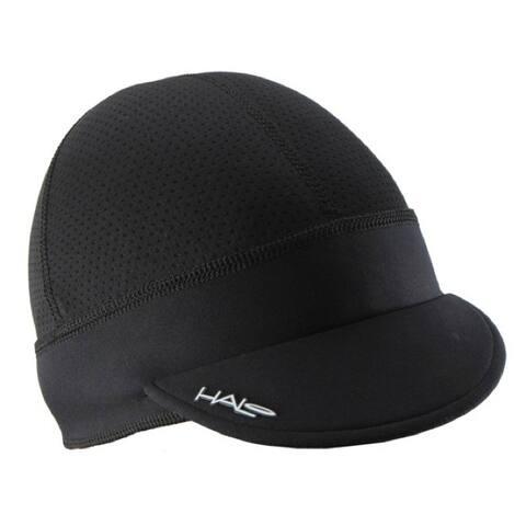 Halo Headband Cycling Cap - Black