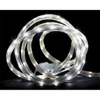 10 in. Pure White LED Indoor & Outdoor Christmas Linear Tape Lighting