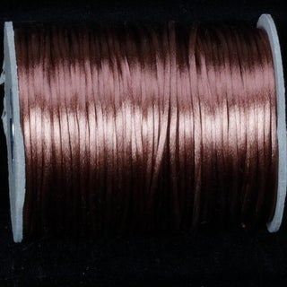 Bronze Satin Cording 2.5 mm x 144 Yards