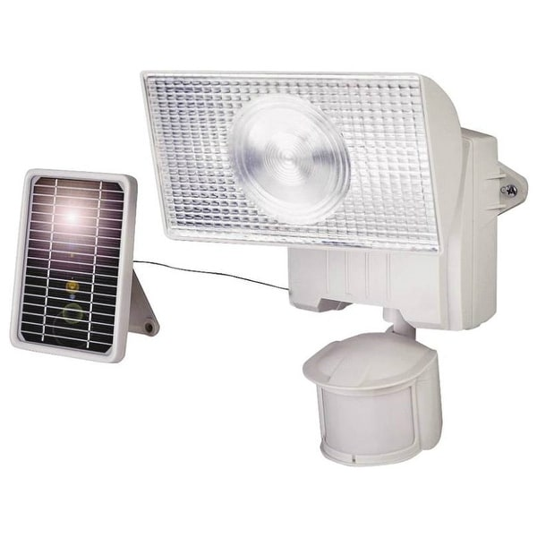 Cooper Lighting MSLED180W/MSL180W Motion Activated Solar Powered LED Floodlight