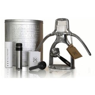 ROK ROKMAKER Manual Espresso Maker - Silver