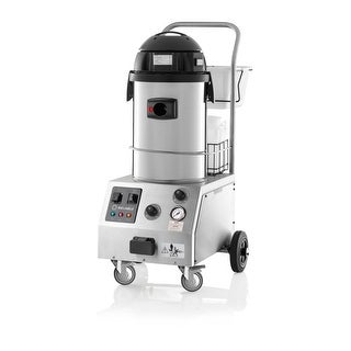 Reliable 2000CV Tandem Pro Commercial Steam Cleaner with Vacuum - n/a