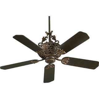 Quorum International 7-85-88 Fan Scroll Kit from the Windsor Collection - corsican gold