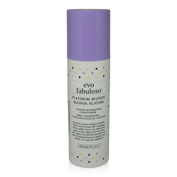 EVO Platinum Blonde Colour Intensifying Conditioner 250ML