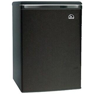 Igloo Fr320i-B-Black 3.2 Cu. Ft. Refrigerator, Black