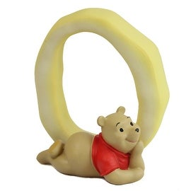 Disney Pooh & Friends Magnetic Alphabet Letter, O