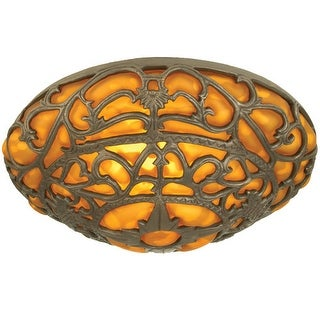 "Meyda Tiffany 22074 13"" Classic Braintree Shade"