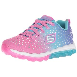 Skechers Kids Girls' Skech-Air-Star Dreamer Sneaker, Multi, 5.5 Medium Us Big