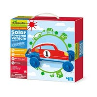 4M Thinking Kits Solar Powered Vehicle - multi