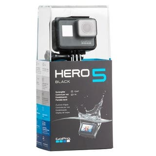 GoPro Hero 5 Black (CHDHX-501)|https://ak1.ostkcdn.com/images/products/is/images/direct/427a7e8dc1ef65257bc0cdafbb40f8348f60d653/GoPro-Hero-5-Black-%28CHDHX-501%29.jpg?impolicy=medium