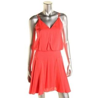 Milly Womens Casual Dress Silk Blouson - 12