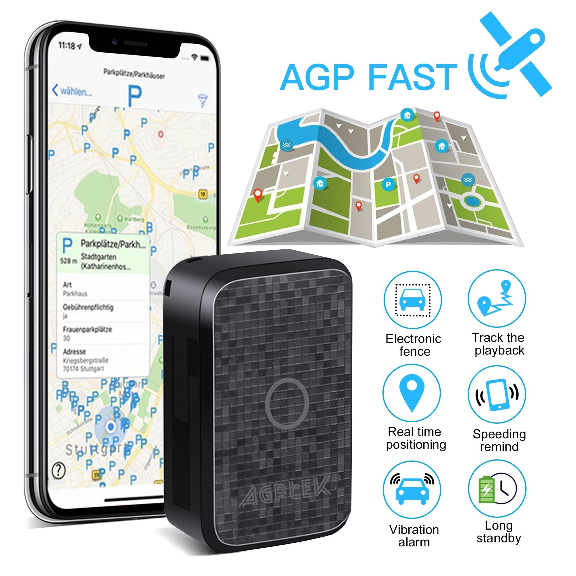 Real Time Portable Mini GMS//GPS//GPRS Tracker