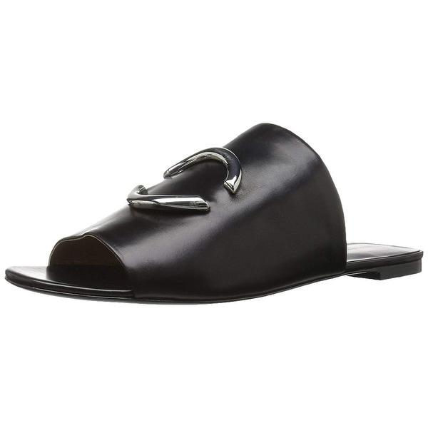 d6118362c Shop Via Spiga Women s Helena Slide Heeled Sandal - Free Shipping ...