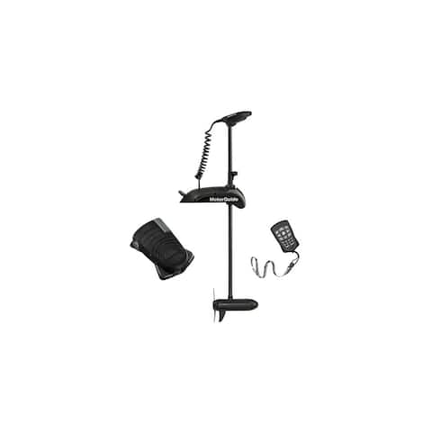 MotorGuide 940800240 Xi5 Sonar/GPS Freshwater Bow Mount Trolling Motor