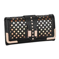Luxury Clutch Wallet Card Holder Ladies Purse