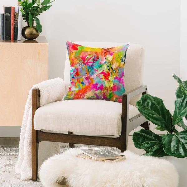Stephanie Corfee That S Hot Rainbow Throw Pillow On Sale Overstock 13096525