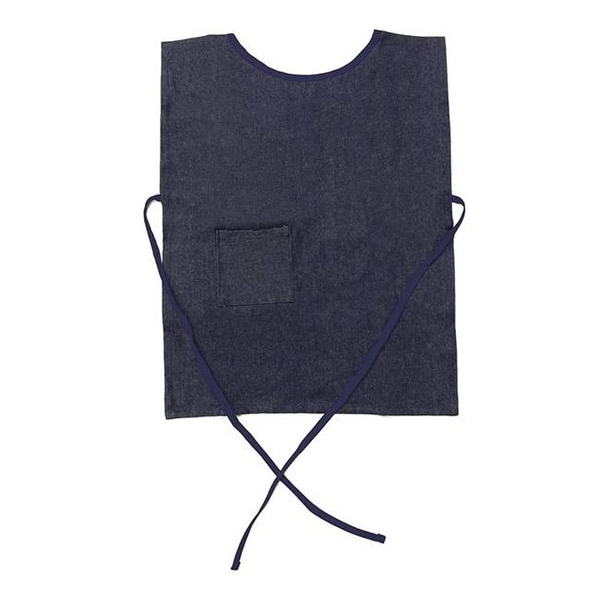 a972630af5a3 Shop Pacon CK-5233BN 19.5 x 17 in. Denim Child Smock - Free Shipping ...